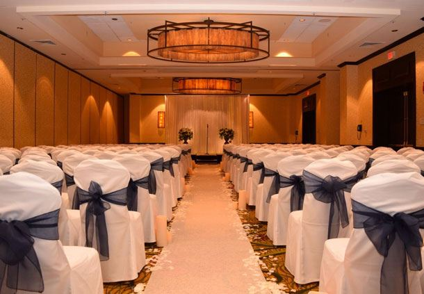 Grand Ballroom - Ceremony