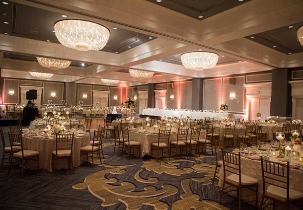 Dearborn Ballroom Reception