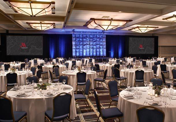 Renaissance Ballroom - Banquet Setup