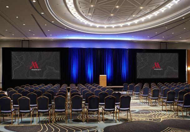 Ambassador Ballroom - Theater Meeting