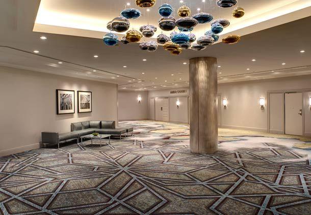 Ambassador Ballroom - Foyer