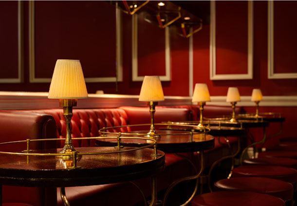Horseshoe Bar - Dining Area