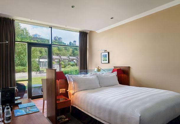 Calton Hill Guest Room