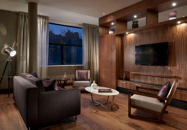 Lady Glenorchy Suite - Lounge