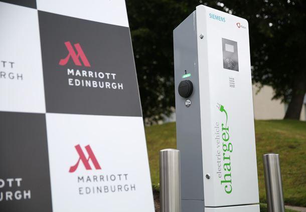 EV Car Park Charging