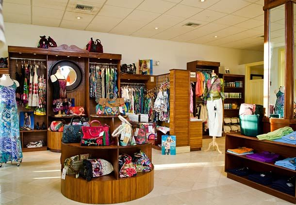 Boutique at Scrub Island