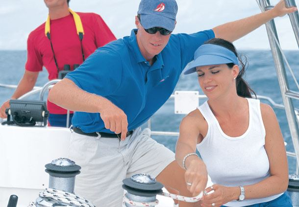 Cruising Boat Instruction