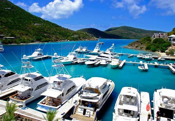Scrub Island Resort Marina