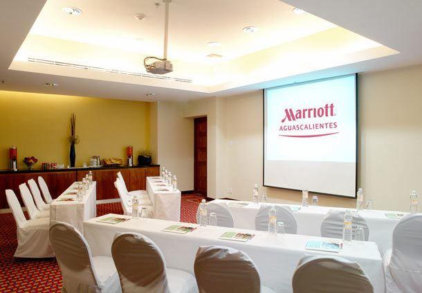 Sala de reuniones en Aguascalientes
