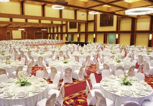 Salón para banquetes San Marcos