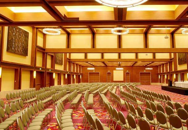 Conferencia en el salón San Marcos