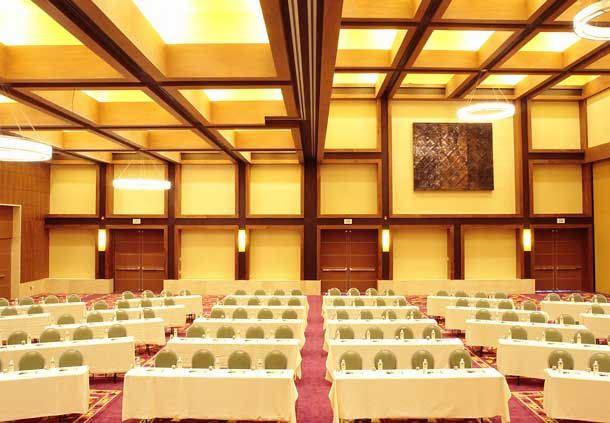 Reunión en el salón San Marcos