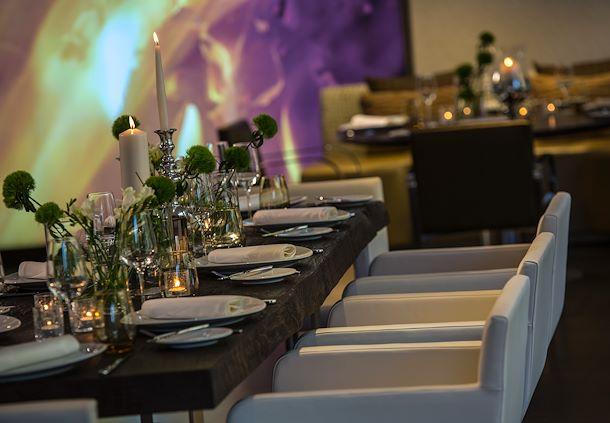 CRU Restaurant - Cena privada