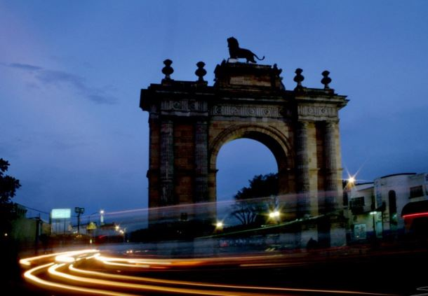 Arco de la Calzada - Centro Histórico