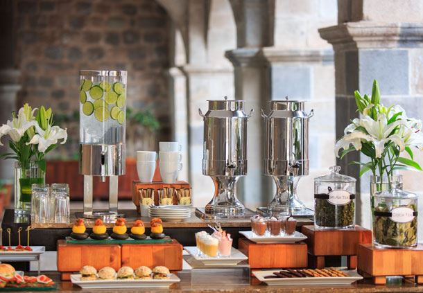 Restaurante Qespi - Desayuno buffet