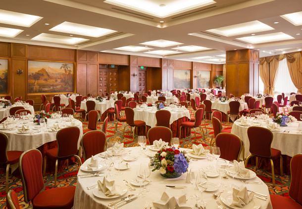 Salón Chapultepec - Banquete