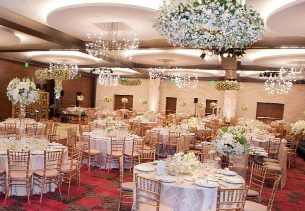 Salón de bodas en Santa Fe, Mexico
