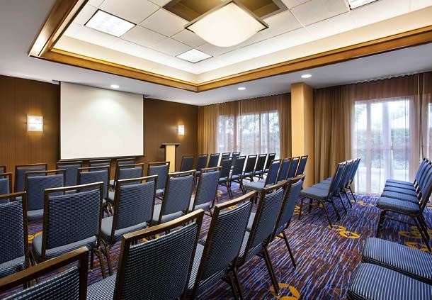Salas para reuniones en hotel en Aventura