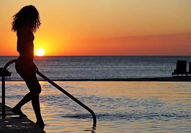 Puesta de sol en Guanacaste