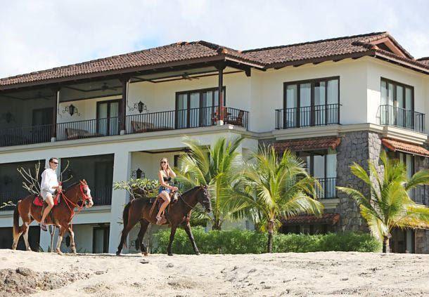 Paseos a caballo por Guanacaste
