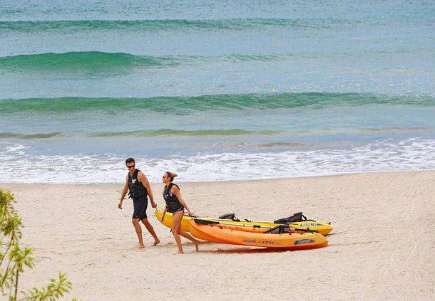 Actividades en las playas de Guanacaste