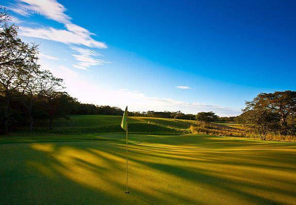 Campo de golf en Hacienda Pinilla