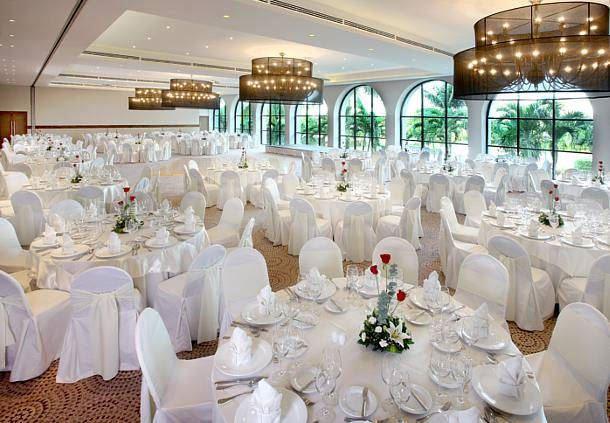 Salón para banquetes en Villahermosa