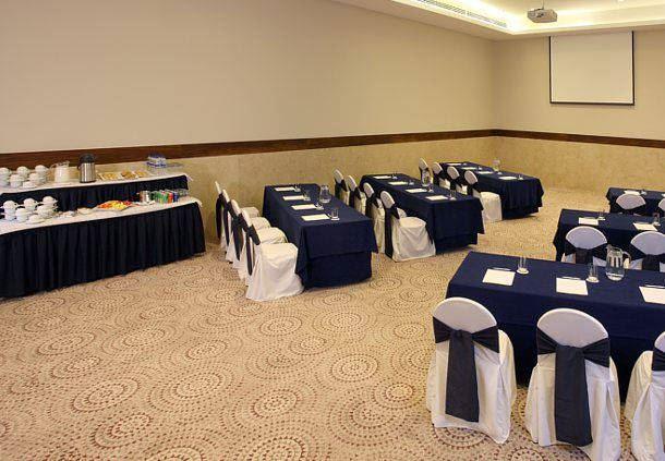 Salón de reuniones en Villahermosa