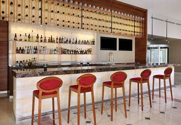 Bar del Villahermosa Marriott Hotel