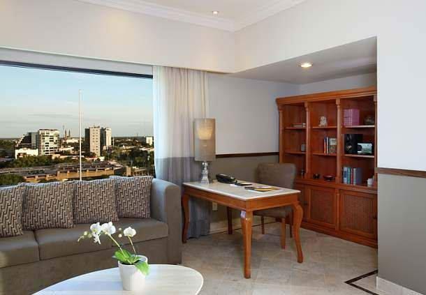 Suite Presidencial del Villahermosa Marriott Hotel