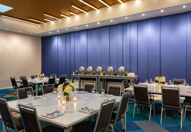 The Hudson Room - Social Event