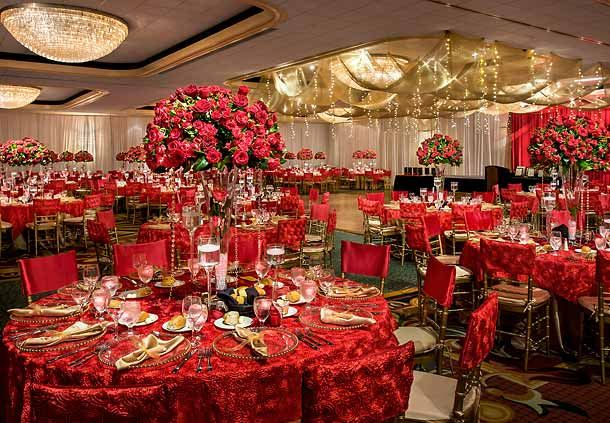 Ballroom - Social Set-Up
