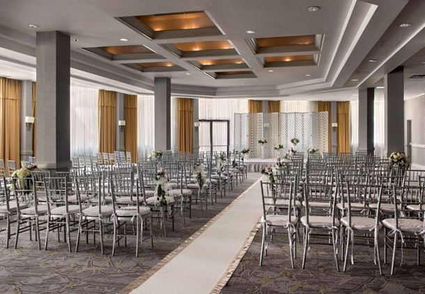 Brookside Parc Meeting Room - Wedding Ceremony