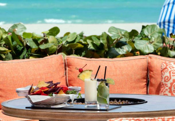 Latitudes Beachfront Dining
