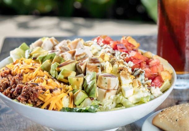 Latitudes Cobb Salad