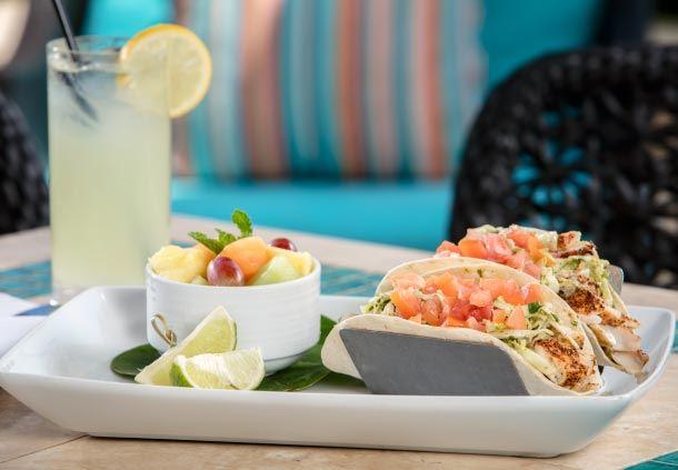 Latitudes Fish Tacos
