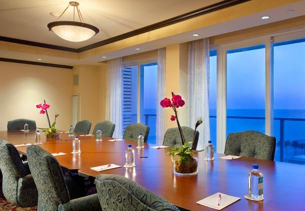 Sunset Key Boardroom