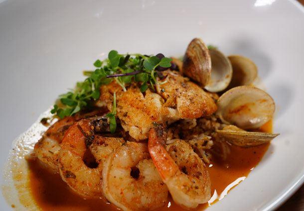 Island Seafood Stew