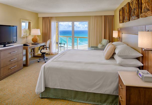 King Ocean View Guest Room