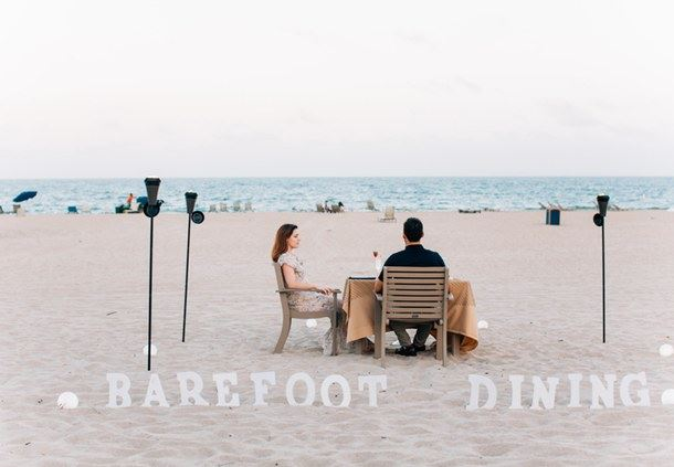Sea Level Restaurant and Ocean Bar - Barefoot Dining