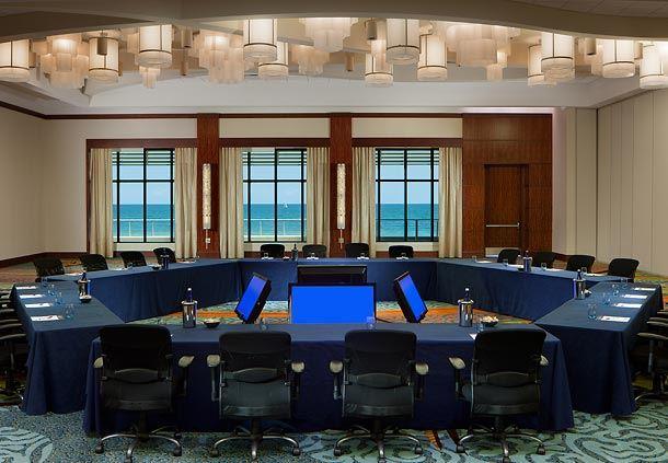Ocean Ballroom - Meeting Setup