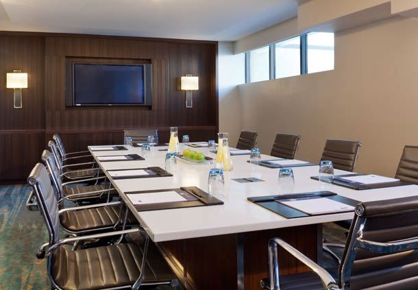 St. Petersburg Meeting Room - Boardroom Setup