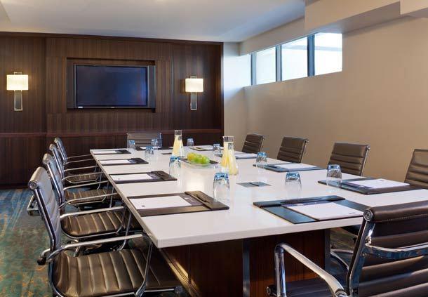 St. Petersburg Meeting Room - Boardroom Setup