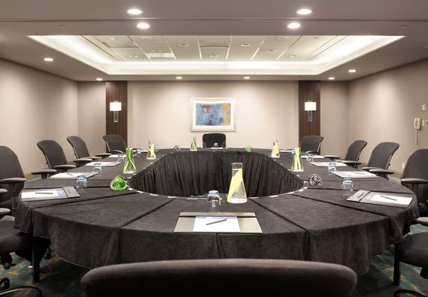 Clearwater/Orlando Meeting Rooms - Oval Setup