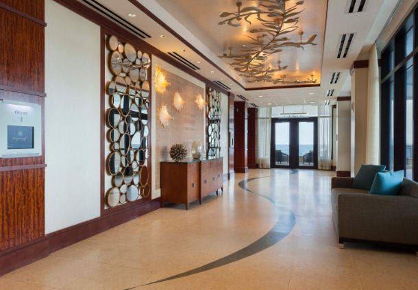 Ocean Ballroom Foyer
