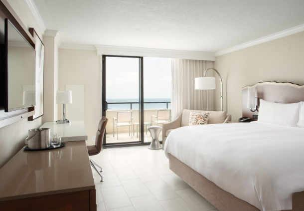 King Guest Room - Oceanfront