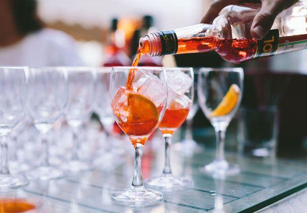 Heure des cocktails