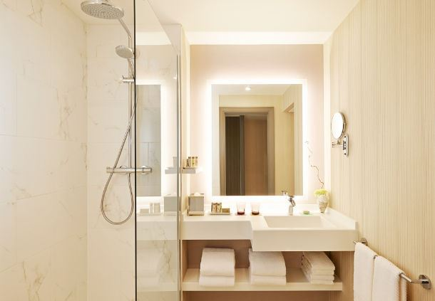 Salle de bains de la chambre Quadruple