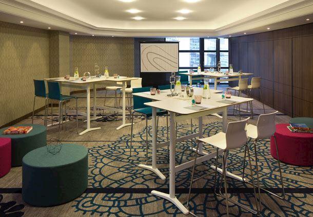 Salle de réunion espace de présentation
