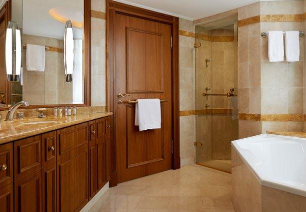Salle de bains de la suite Renaissance